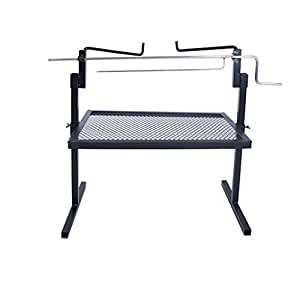 Amazon.com: Stansport Heavy Duty asador grill: Sports & Outdoors