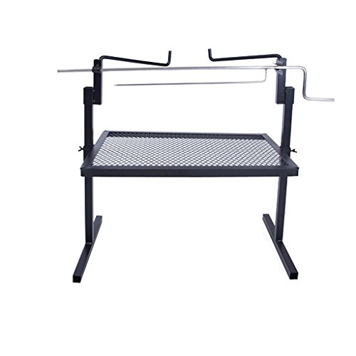 - Stansport Heavy-Duty Rotiserrie Grill, 16 x 24-Inch