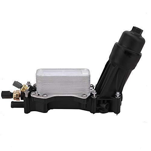 jeep cherokee oil filter adapter - 7