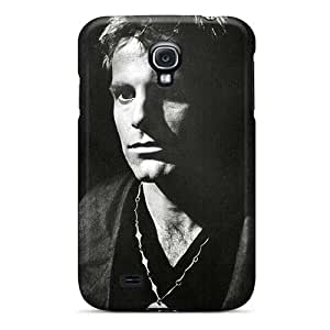 Excellent Hard Phone Cover For Samsung Galaxy S4 (Mmz6426yOHt) Support Personal Customs Lifelike Massive Attack Band Series