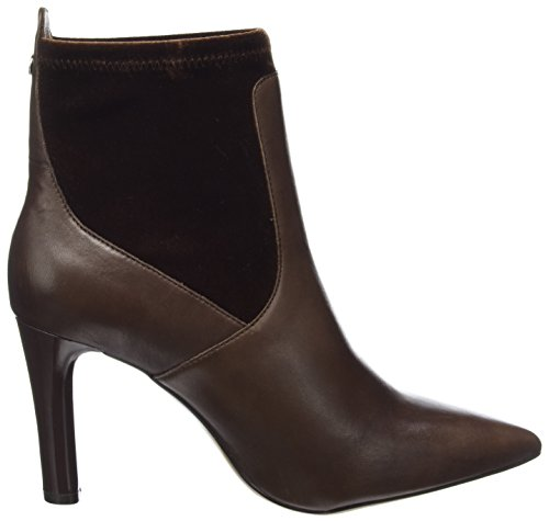 Caprice Ladies 25301 Boots Brown (dk Brown Nappa)