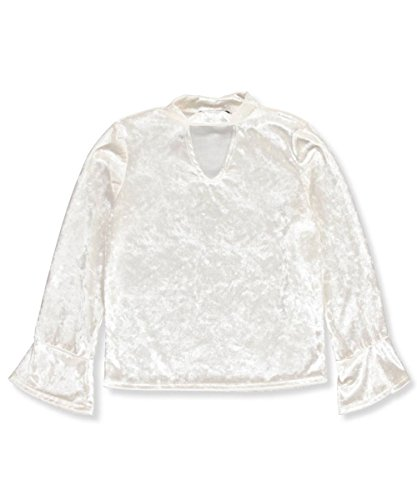 Velvet Big Shirt - 5