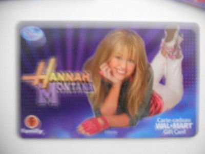 miley-cyrus-hannah-montana-rare-5-walmart-vintage-gift-cards-only-in-canada