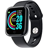 Zhangzl Smart Watch, Heart Rate Monitor and Blood Pressure Monitor, Waterproof Fitness Band with Step Calorie Counter , Smart