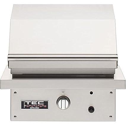 Amazon.com: TEC Patio fr infrarrojos integrados Gas Natural ...