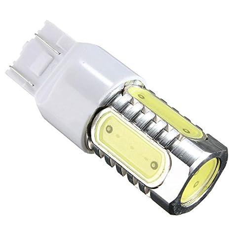 R LED Lights 10x new Wedge 1210 SMD 1 LED Car Bulb T3 HVAC Climate Control Lights Light Color:blue SODIAL