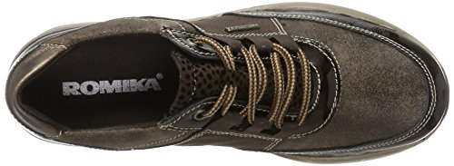 Romika Victoria 01, Sneaker Basse Donna Braun (Braun-kombi (301))