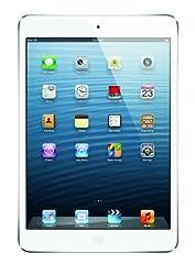 Apple iPad Mini 16GB WiFi White/Silver MD531LL/A A1432 Refurbished