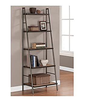 Elements Decorative Contemporary Modern Ladder Shelf