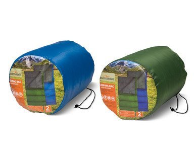 Amazon.com : Supreme Quality Adventuridge Sleeping Bag (Colors may vary) : Everything Else