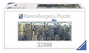 Ravensburger 17837 - New York City Window, 32.000 Teile in 8 Beuteln