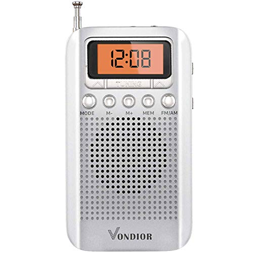 Battery Operated Radio with