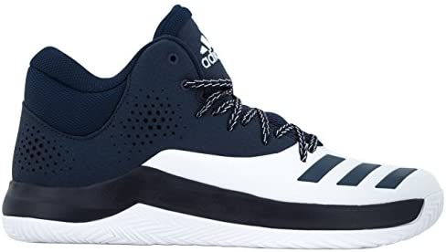 adidas Men's Court Fury 2017 Basketball Shoe Collegiate Navy