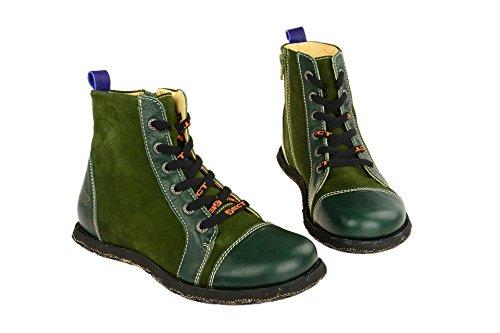 Classic 18599 Boot Eject Women's Green 007 qzTWt5