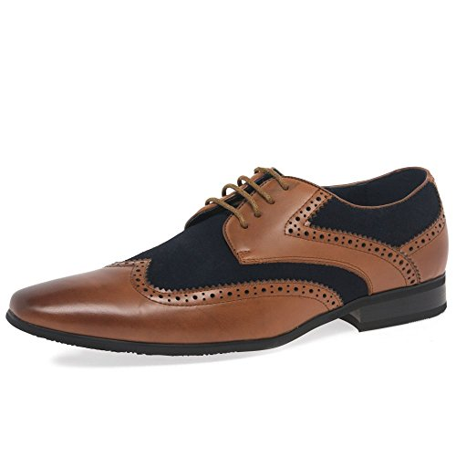 FRONT Turin FRONT Turin Up Shoes Formal Mens Tan Suede Lace gRRPnq1