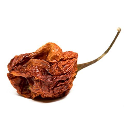 Carolina Reaper Peppers - Oven Dried (8 Oz) by Sonoran Spice (Image #1)
