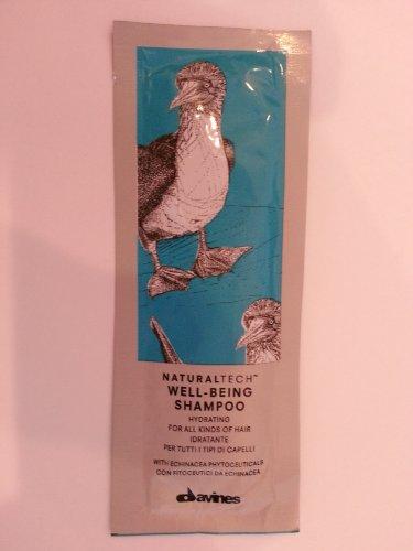 Bien-être NaturalTech Davines shampooing 12 ml