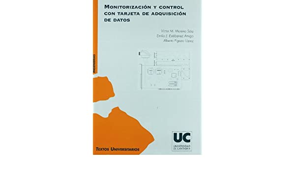 Monitorización y control con tarjeta de adquisición de datos ...