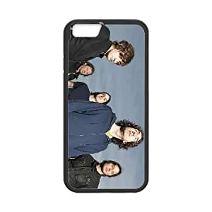 iPhone 6 4.7 Inch Cell Phone Case Covers Black Snow Patrol MEL Premium Cell Phone Cases