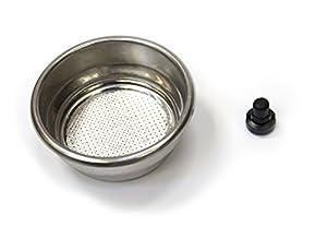 """Gaggia, 2 Cup """"Perfect Crema"""" Espresso Machine Filter Basket by Gaggia"""