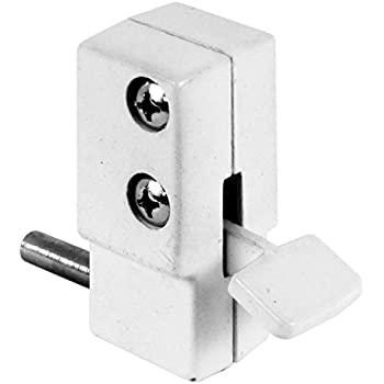 Attractive Prime Line Products S 4355 Step On Sliding Door Lock With Diecast Housing  And Hardened