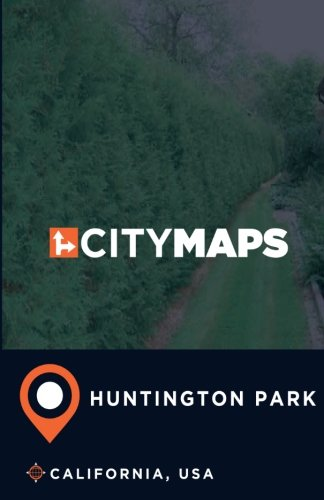 City Maps Huntington Park California,