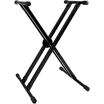 Amazon Com Proline Pl100 X Braced Keyboard Stand Musical