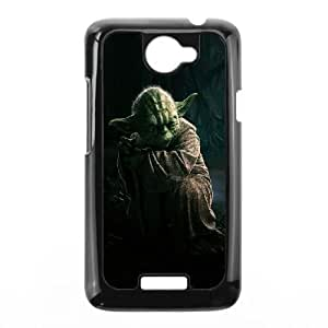 HTC One X Phone Case Black Star Wars Yoda WE9TY645855