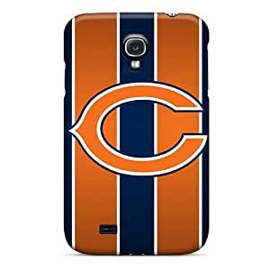 Top Quality Case Cover For Galaxy S4 Case With Nice Chicago Bears Appearance