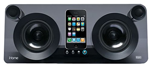 iHome iP1C Studio Series Speaker System for 30-Pin iPhone/iPod by Sound Design