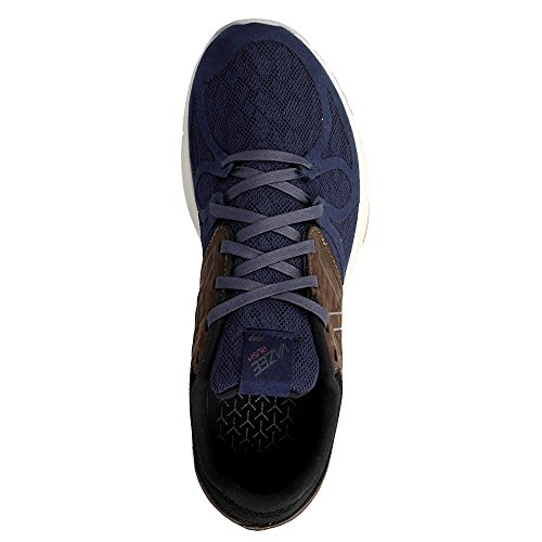 New Balance Vazee Rush Suede - Zapatillas Hombre - Brown-Navy blue