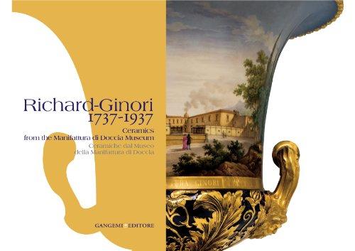 Ginori Italian - Richard-Ginori 1737-1937: Ceramics from the Manufattura di Doccia Museum