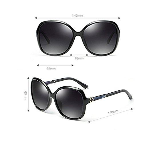 Mirror Driver Gafas Driving Polarizing de DT New Style Sol Sunglasses a0Wqf