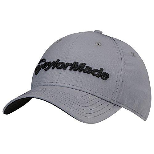 (TaylorMade Golf 2017 performance seeker hat grey)