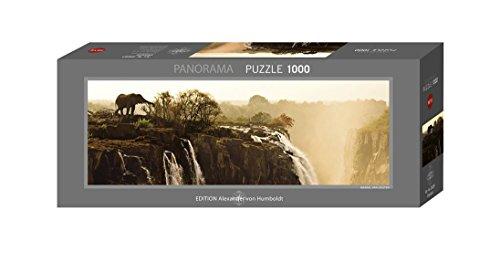 Heye 29287 Elefante Puzzle Panoramico 1000 Pezzi
