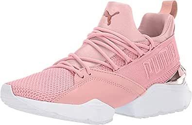 PUMA Womens Muse Maia Pink Size: 9.5