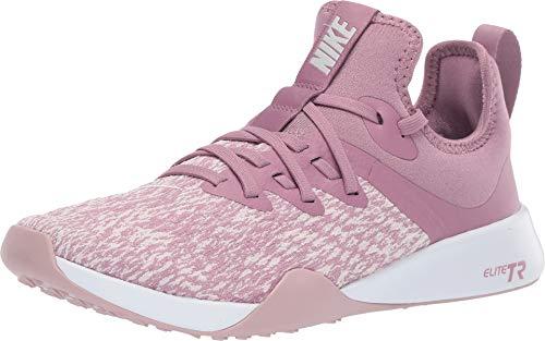 Nike Women's Foundation Elite TR Plum Dust/Plum Chalk/Barely Grey 9 B US