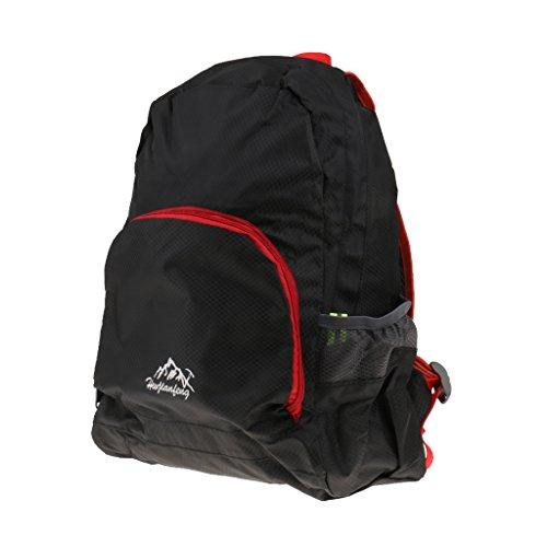 Sac à Dos Sport Unisexe Pliable Ultra Léger de Camping Randonnée 20L