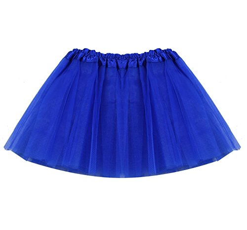 [SUNNYTREE Party Dress Dance Costumes Ballet Skirts Tutu for Girls Turquoise] (Easy Homemade Adults Halloween Costumes)