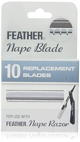 Jatai Feather Nape Blades (10pk)
