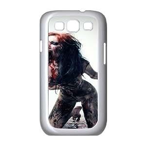 Samsung Galaxy S3 Case Vampire Zombie Sexy Girl White