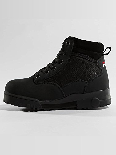 GRUNGE Chaussures Homme Cuir MID Bottines Fila Suede 7fwdq1fp