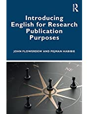 Introducing English for Research Publication Purposes