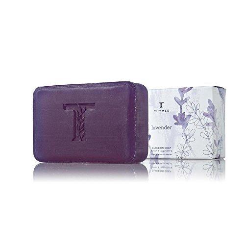 (Thymes Lavender Bar Soap)