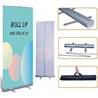 Wonduu Roll Up Metálico 120x200 cm