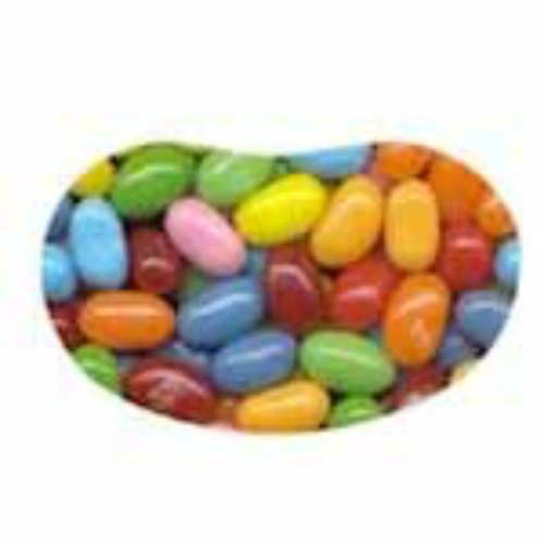 Jelly Belly Sours 5 Flavor Mix 5LB Bag