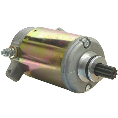 DB Electrical SMU0066 Starter for Yamaha ATV Big Bear 350 4WD YFM350F 96-99, YFM40 2000-09, YFM40F 00-2012, Kodiak 400 YFM400 1999, Wolverine 350 YFM350 FX 95-03, YFM35FX 04-05/4KB-81800-00-00 by DB Electrical