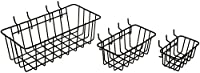 Dorman Hardware 4-9845 Peggable Wire Basket Set, 3-Pack from Dorman Hardware