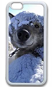 Maydsyb Personalized Protective Case for iPhone 6 (4.7'') - dog by runtopwell