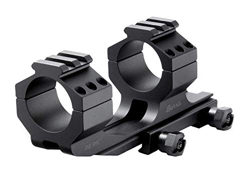 Burris Optics 410342, 410343, 410344 P.E.P.R. Riflescope Mount, Ideal Mounting Solution, Featuring Picatinny Ring Tops, 1in, No Quick Detach